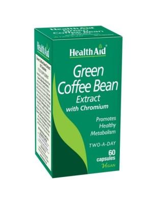 HEALTH AID GREEN COFFEE BEAN EXTRACT 60CAPS