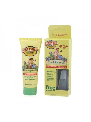 EARTH'S BEST TOOTHPASTE 45GR