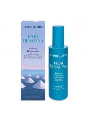 L' ERBOLARIO FIOR DI SALINA DEODORANT LOTION 100ML
