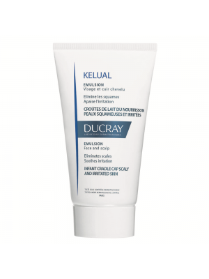 DUCRAY KELUAL EMULSION INFANT CRADLE CAP ΝΙΝΙΔΑ ΒΡΕΦΩΝ 50ML