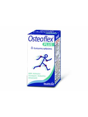 HEALTH AID OSTEOFLEX PLUS (GLUCOSAMINE+CHONDROITIN+MSM) TABLETS 60'S