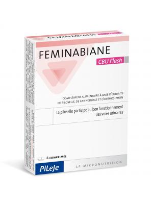 PILEJE FEMINABIANE CBU FLASH 6 TABS