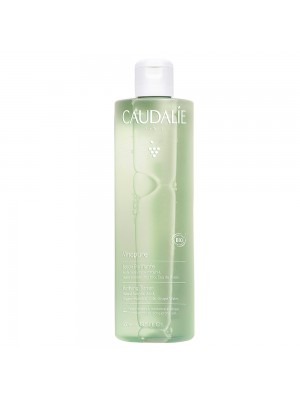 Caudalie Vinopure Purifying Toner Λοσιόν Καθαρισμού Προσώπου 400ml