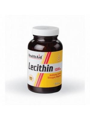 HEALTH AID LECITHIN 1200MG 100CAPS
