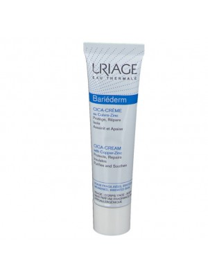 URIAGE BARIÉDERM REPAIRING CICA CREAM WITH COPPER-ZINC TUBE 100ML