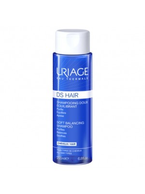 URIAGE DS HAIR SOFT BALANCING SHAMPOO 200ML