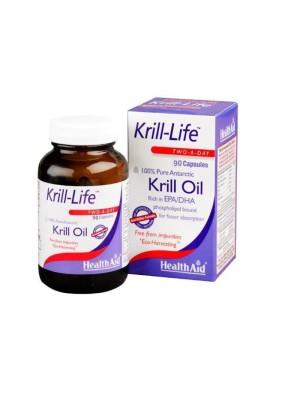 HEALTH AID KRILL-LIFE KRILL OIL 90 CAPS