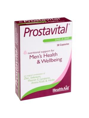 HEALTH AID PROSTAVITAL 30CAPS