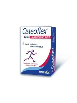 HEALTH AID OSTEOFLEX HYALURONIC 60TABS