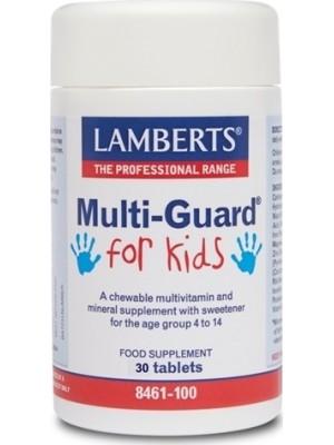 LAMBERTS MULTI GUARD FOR KIDS 30TABS