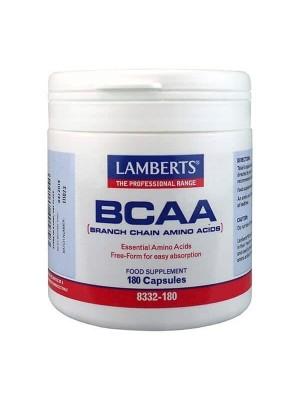 LAMBERTS BCAA 180CAPS