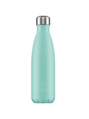 Chilly's Pastel Edition Green Μπουκάλι Θερμός 500ml