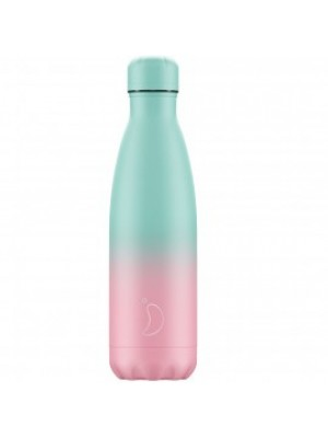 Chilly's Gradient Pastel Μπουκάλι Θερμός 500ml