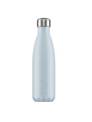 Chilly's Blush Sky Blue Μπουκάλι Θερμός Μπλε 500ml