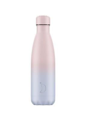 Chilly's Gradient Blush Μπουκάλι Θερμός 500ml