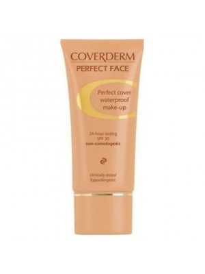 COVERDERM PERFECT FACE 05A SPF20 30ML