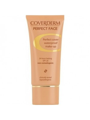 COVERDERM PERFECT FACE 02 SPF20 30ML