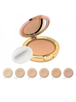 COVERDERM CAMOUFLAGE COMPACT POWDER 01A DRY/SENSITIVE SKIN 10GR