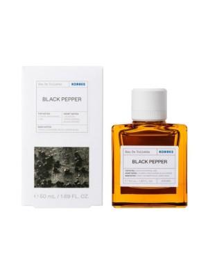 KORRES BLACK PEPPER EAU DE TOILETTE ΑΝΔΡΙΚΟ ΑΡΩΜΑ 50ML