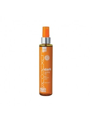 INTERMED LUXURIOUS SUNSCREEN DARK TANNING OIL 200ML