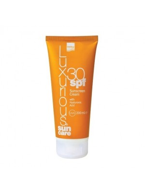 INTERMED LUXURIOUS SUNSCREEN BODY CREAM SPF30 200ML