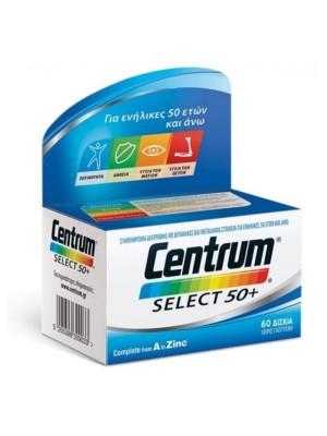 CENTRUM SELECT 50+ 60TABS