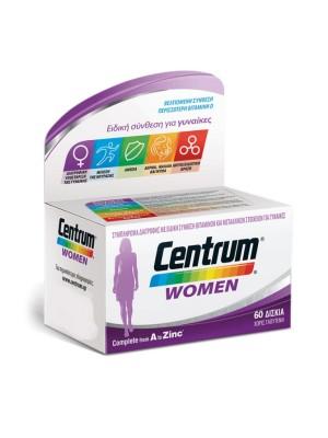 CENTRUM WOMEN 60CAPS