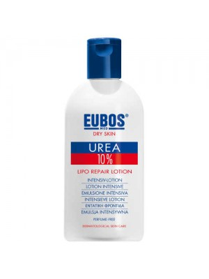EUBOS UREA 10% LIPO REPAIR BODY LOTION 200ML