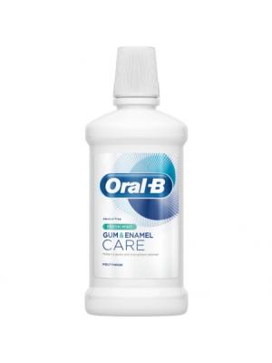 Oral B Στοματικό Διάλυμα Gum & Enamel Care Fresh Mint 500ml