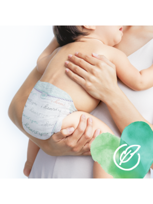 PAMPERS PURE PROTECTION ΠΑΝΕΣ No1 2-5KG 50ΤΕΜΑΧΙΑ