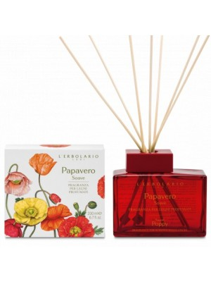 L' ERBOLARIO SWEET POPPY FRAGRANCE FOR SCENTED WOOD 200ML