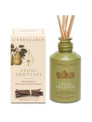 L' Erbolario Legni Fruttati Αρωματικό Χώρου Με Ξύλινα Sticks 125ml