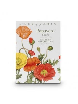 L' Erbolario Papavero Αρωματικό Σακουλάκι Για Συρτάρια 1 Τεμάχιο