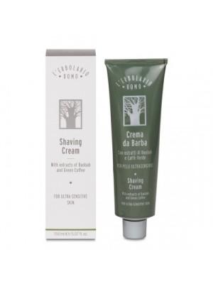 L' Erbolario Uomo Shaving Cream Κρέμα Ξυρίσματος 150ml