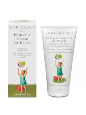 L' Erbolario La Crema Protective Cream For Babys Προστατευτική Κρέμα Προσώπου-Σώματος Για Παιδιά 150ml