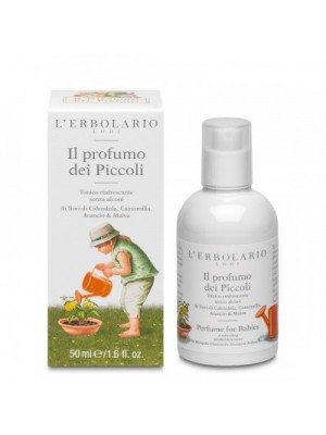 L' Erbolario Perfume For Babies Αρωμα Για Παιδιά 50ml