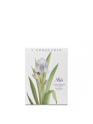 L' Erbolario Iris Αρωματικό σακουλάκι για συρτάρι 1 τεμάχιο