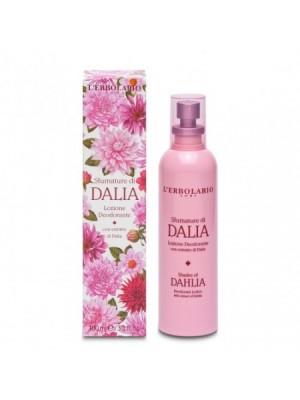 L' Erbolario Dalia Deodorant Lotion Αποσμητική κρέμα 100ml