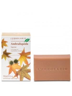L' Erbolario Ambraliquida Αρωματικό Σαπούνι 100gr