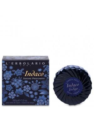 L' Erbolario Indaco Αρωματικό Σαπούνι 100gr