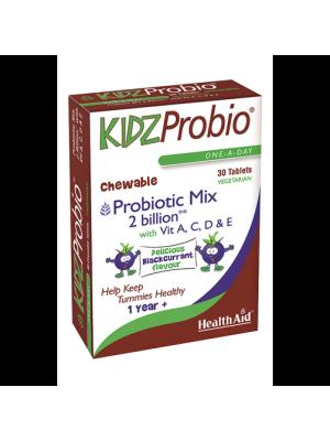 HEALTH AID KIDZ PROBIO 30S-CHEWABLE