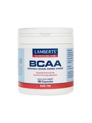 LAMBERTS BCAA 180CAP