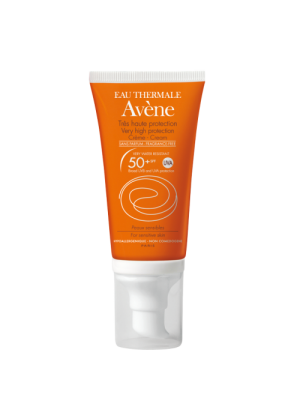 AVENE SUN CARE CREME SANS PARFUM SPF50+ 50ML