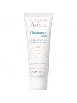 AVENE CLEANANCE MAT EMULSION 40ML