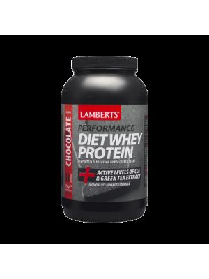 LAMBERTS DIET WHEY PROTEIN CHOCOLATE 1000GR