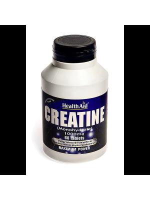 HEALTH AID CREATINE 60 CAPS