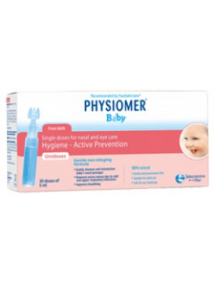 PHYSIOMER UNIDOSES 30TMX * 5ML