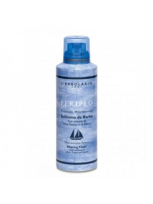 L' Erbolario Periplo Shaving Foam Αφρός Ξυρίσματος 200ml