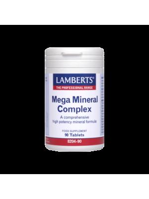 LAMBERTS MEGA MINERAL COMPLEX 90TABS
