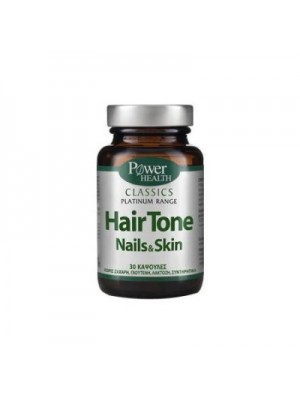 POWER HEALTH PLATINUM HAIR TONE NAILS & SKIN 30CAPS